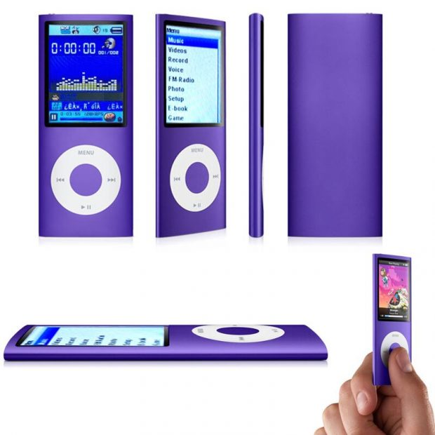 Affordable 32GB Music Player