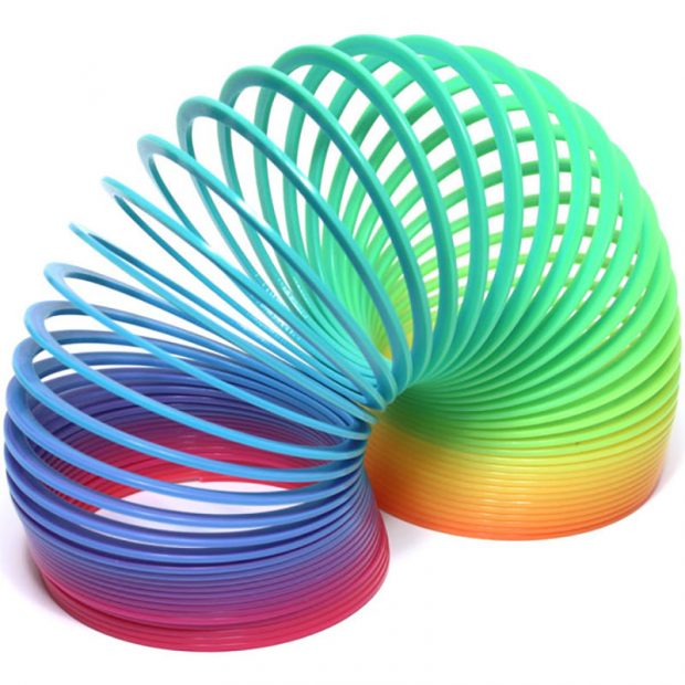The classic slinky