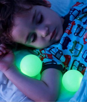Glowing Night Light Balls