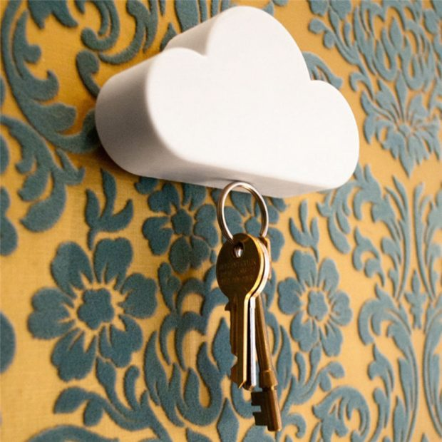 Magnetic Key Holder Cloud