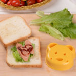 Teddy Bear Sandwich Mold