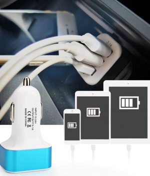 USB Charger Car Adapter
