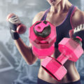 Water Fitness Dumbell