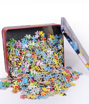 WORLD'S HARDEST JIGSAW PUZZLE