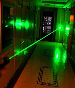High Powered Laser Pointer