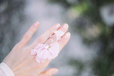 Fingers and Flowers