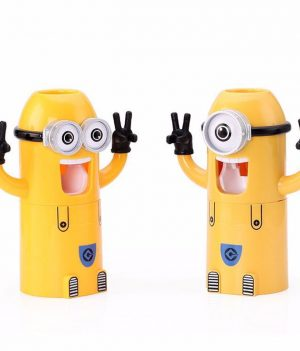 Minion Tooth Paste Dispenser