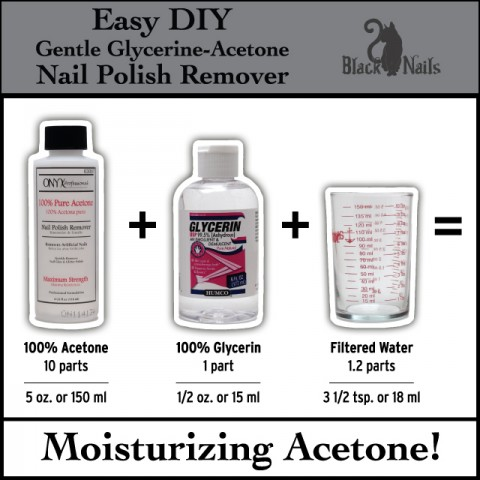 Nail Polish Remover Alternative Nail Hack