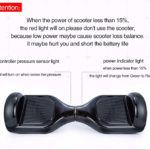 iScooter Hover Board BlueTooth