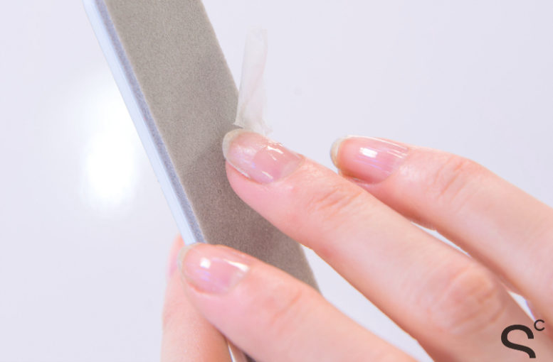 Fixing Broken Nails With A Tea Bag Nail Hacks